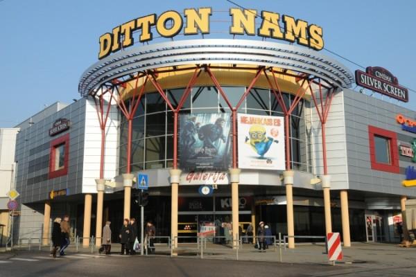 "Daugavpils – ""Ditton Nams"""
