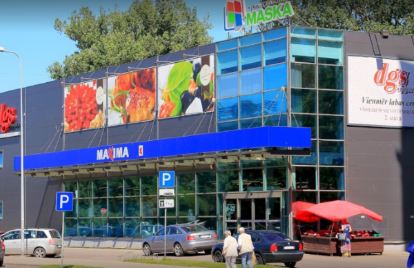 """Rīga – """"Maska"""" centrs"""